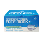 Medical Grade Face Mask BFE98 IIR 3 Layer (Pack of 50)