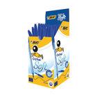 Bic Cristal Soft Medium Blue Ballpoint Pens (Pack of 50) - 951434
