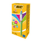Bic 4 Colours Fashion Ballpoint Pen - Pack of 12 - 887777