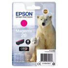 Epson 26 Magenta Ink Cartridge - C13T26134012
