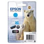 Epson 26XL Cyan Ink Cartridge - High Capacity C13T26324012