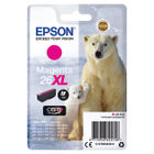 Epson 26XL Magenta Ink Cartridge - High Capacity C13T26334012