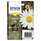 Epson 18 Yellow Ink Cartridge - C13T18044012