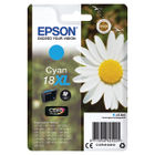 Epson 18XL Cyan Ink Cartridge - High Capacity C13T18124012