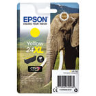 Epson 24XL Yellow Ink Cartridge - High Capacity C13T24344012