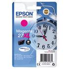 Epson 27XL Magenta Inkjet Cartridge (Capacity: 1100 pages) C13T27134012