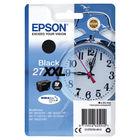 Epson 27XXL Black Ink Cartridge - Extra High Capacity C13T27914012