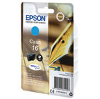 Epson 16 Cyan Ink Cartridge - C13T16244012