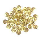 Brass 9.5mm Drawing Pins, Pack of 1000 - WS34231