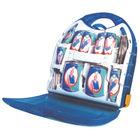 Wallace Cameron Mezzo 1-10 Person First Aid Dispenser - 1002576