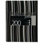 Pukka Pad Black A4 Jotta Notebooks, Pack of 3 - PP01184