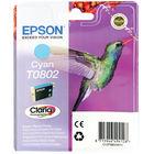 Epson T0802 Cyan Ink Cartridge - C13T08024011