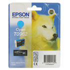 Epson T0962 Cyan Ink Cartridge - C13T09624010