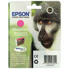 Epson T0893 Magenta Ink Cartridge - C13T08934010
