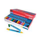 Show-me Drywipe Marker Fine Tip Assorted (Pack of 50) FPSDP50A