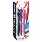 uni-ball Jetstream Colours Pens, Pack of 3 - 153528665