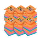 Post-it 76 x 76mm Bangkok Super Sticky Z-Notes, Pack of 6 | R330-6SS-EG