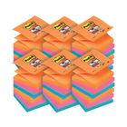 Post-it 76 x 76mm Bangkok Super Sticky Z-Notes, Pack of 6   R330-6SS-EG