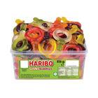 Haribo Giant Suckers Tub (60 Sweets) - 13544