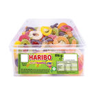 Haribo Giant Sour Suckers Tub (60 Sweets) - 13444