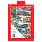 Space Stamps Collection, 100 Stamps - R3664