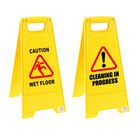 2Work Caution Wet Floor Sign A-Frame - 101423