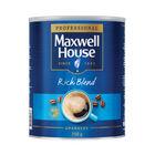 Maxwell House Coffee Granules 750g Tin Rich Blend