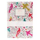 Go Stationery Meadow Bird Exercise Book - 4EB202