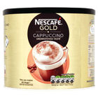 Nescafe Gold Unsweetened Cappuccino 1kg Tin ( 80 cup) 12314882