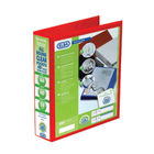 Elba Panorama Red A4 Presentation 4 D-Ring Binder 50mm- Pack of 4 - 400008432