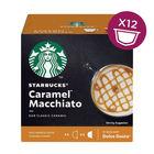 Nescafe Dolce Gusto Starbucks Caramel Macchiato Coffee Capsules Pk 36 - 12397694