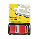 Post-it 25mm Red Index Tabs, Pack of 600 | 680-1