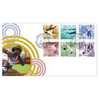 Glasgow 2014 Commonwealth Games Stamps First Day Cover - BC509