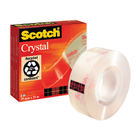 Scotch Tape - 19mm x 33m Crystal Clear Tape - 600