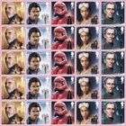 1st Class Stamps x 25 (Self Adhesive Stamp Sheet) - Star Wars A