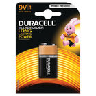 Duracell Copper and Black 9V Plus Battery - 81275454