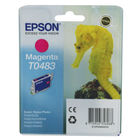 Epson T0483 Magenta Inkjet Cartridge C13T04834010