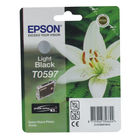 Epson T0597 Light Black Ink Cartridge- C13T05974010