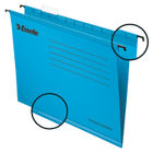 Esselte A4 Blue Classic Suspension Files, Pack of 25 | 90311