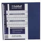 Guildhall 51 Series, 26 Cash Columns Account Book - 1334