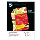 HP Professional White A4 Glossy Paper, 180gsm - 50 Sheets - HPC6818A