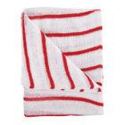 Hygiene Dishcloths 406x304mm Red/White (Pack of 10) 100755RD