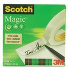 Scotch Tape - 19mm x 66m Magic Invisible Tape Roll - 269-0651