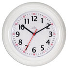 Acctim Wexham 24 Hour White Wall Clock - 21862