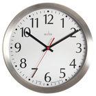 Acctim Javik 10 Inch Aluminium Wall Clock - 27417