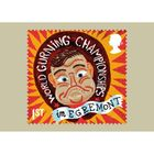 The Curious Customs Stamp Card Pack