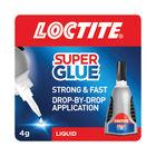 Loctite Super Glue Control 4g