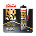 No More Nails Interior and Exterior Grab Adhesive Cartridge 390g