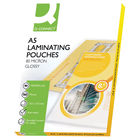 Q-Connect A5 160 Micron Laminating Pouch, Pack of 100 - KF04106