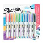 Sharpie S Note Creative Marker Pens, Pack of 12 - 2138233